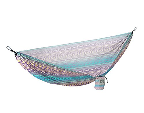Twisted Root Design TRDPH102 Print Hammock, Festival -
