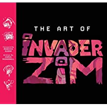 Art of Invader Zim