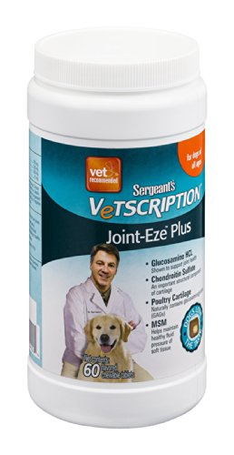 Vetscription Joint-Eze Plus Dog Supplement