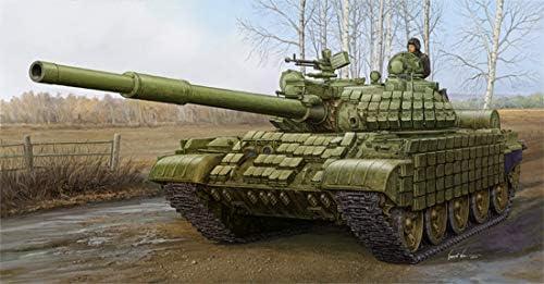 Mod. 1972 Trumpeter 01556 Modellbausatz Russian T-62 ERA