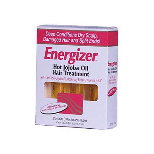 Hobe Labs Energizer Hot Jojoba Oil Hair Treatment -- 0.5 fl oz Jojoba Hot Oil Treatment