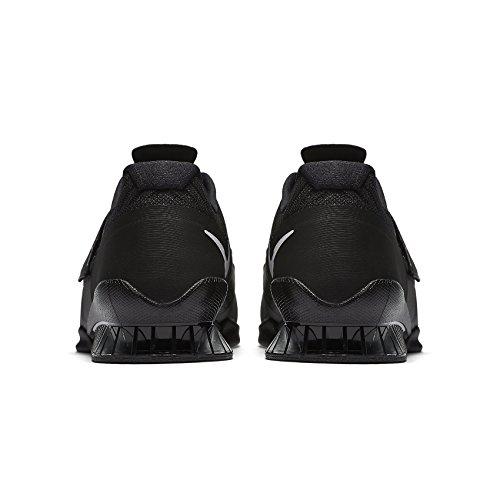 Nike Romaleos 3 Scarpe Da Sollevamento Pesi Da Uomo Nere