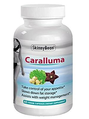 ? Strong 1200mg CARALLUMA FIMBRIATA Extract Best for Weight Loss Vegan Appetite Suppressant Diet Pills