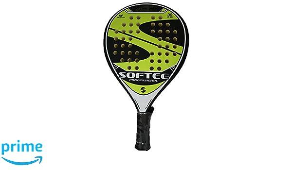 Softee 0013864 Pala pádel, Unisex, Negro/Verde/Blanco, 38 mm: Amazon.es: Deportes y aire libre