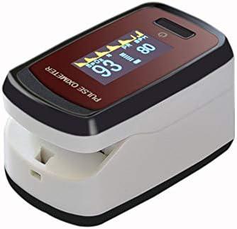 Fingerpulsoximeter mit LED-Display und One-Touch Bedienung Oximeter Messger/ät AUA Pulsoximeter Fingertip Oximeter Blutsauerstoffs/ättigung Monitor f/ür Pulsfrequenz und Sauerstoffs/ättigung