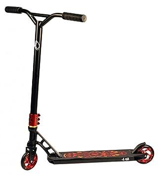 AO Scooters Delta Completo Patinete de acrobacias Negro/Rojo ...
