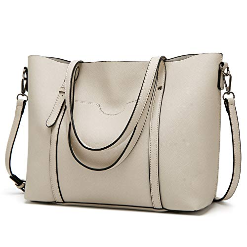 LoZoDo Women Top Handle Satchel Handbags Shoulder Bag Tote Purse -
