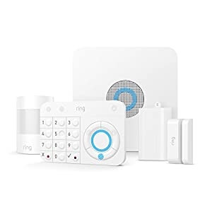 Ring Alarm 5 Piece Kit (1st Gen) – Home Security System with optional 24/7 Professional Monitoring – No long-term… 4