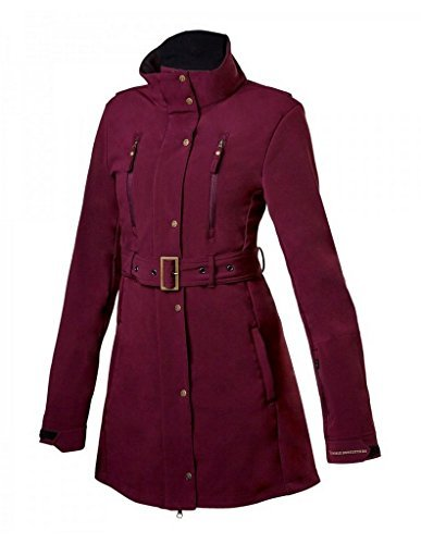 Noble Outfitters Ladies Legacy Coat M Wine by Noble Outfitters