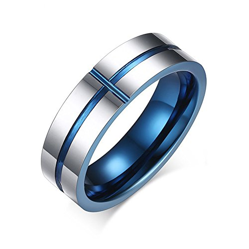massion-a-unisex-blue-concave-cross-classic-band-tungsten-steel-ring-7