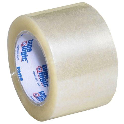 Aviditi Tape Logic T905400 #400 Industrial Tape, 2 Mil, 3'' x 110 yds., Clear (Pack of 24) by Aviditi