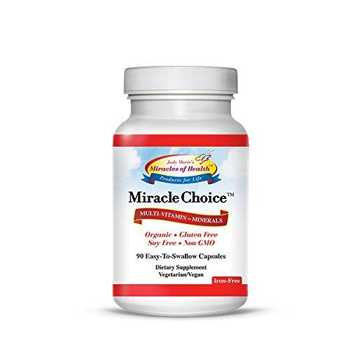 Miracle Choice Multi-Vitamin & Minerals