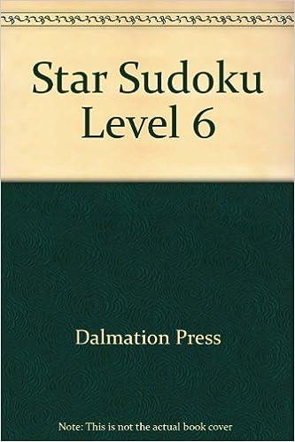 Star Sudoku Level 6: DALMATION PRESS: 9781403729149: Amazon com: Books