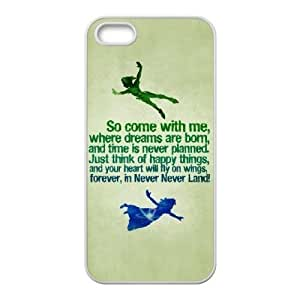 Peter Pan for iPhone 5,5S Phone Case Cover P6059