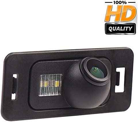 HD 1280x720p Reversing Camera in Number Plate Light License Rear View Backup Camera Waterproof Night Vision for BMW 1er 3er 5er E82 X3 E83 X1 E84 E88 E93 E39 E60 E61 E39 E53 E90 E92 X5 E53