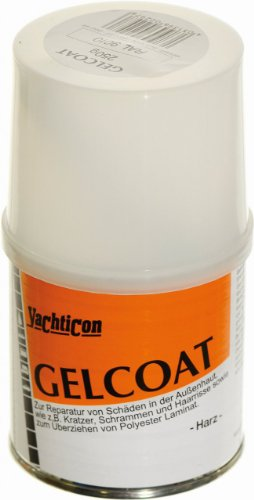 250 ml Gelcoatfiller in weiß