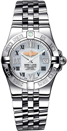 Breitling Galactic 30 Womens Watch A71340L2/A687-368A