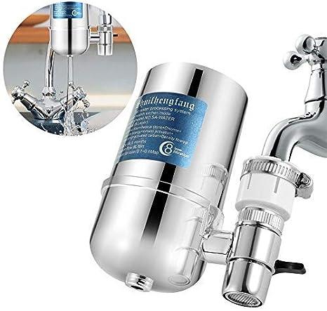 Filtro de agua para el fregadero de la cocina o el purificador del ...