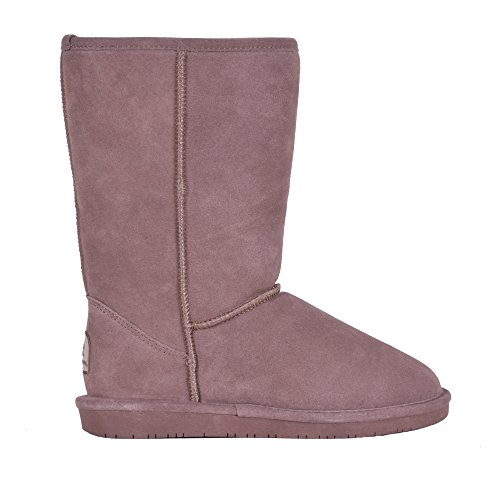 Boots short 608W Taupe Emma Bearpaw Women's qtwEII
