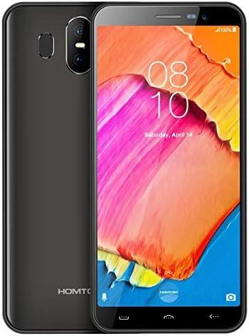 HOMTOM S17 Android 8.1 Smartphone Quad Core 2GB+16GB Face ID Dual ...