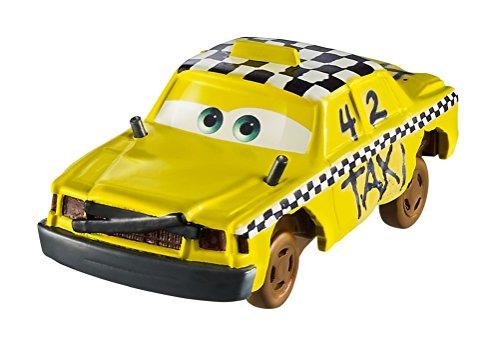 Disney Pixar Cars 3 Crazy 8 Crashers Faregame Vehicle, 1:55 Scale - Disney Pixar Cars Games