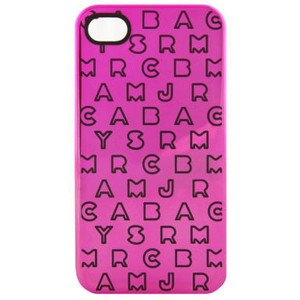 Authentic Marc by Marc Jacobs Graphic Alphabet Logo iPhone 4 & 4S Case Orchid