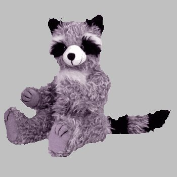 TY 9 inch Attic Treasure - Radcliffe the Raccoon