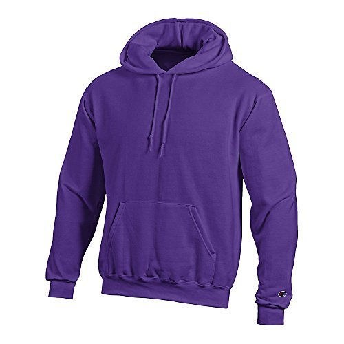 Champion Men's Double Dry Action Fleece Pullover - Cotton Dry Blend Double