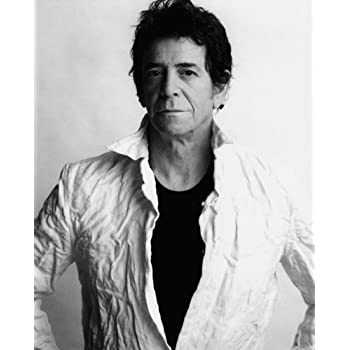 "Lou Reed 13 x 19/"" Photo Print"
