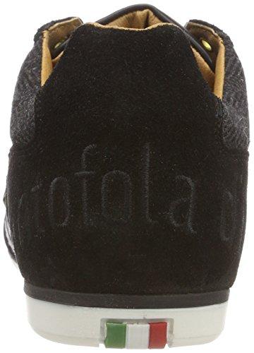 black Low Uomo Winter Imola Homme Baskets 25y D'oro Pantofola Noir PqwI88