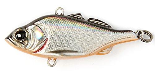 (Lucky John Pro VIKARA 62 Wobbler Sinking Fishing Lures Hard Baits for Bass, Sold As 1 Each)
