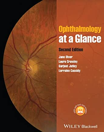 Ophthalmology At A Glance Kindle Edition By Jane Olver border=