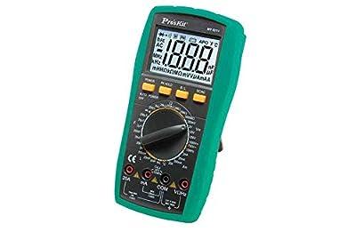 "Pro'sKit MT-5211 Digital LCR Mustimeter, 3-1/2"""