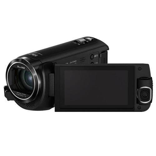 Panasonic HC-W580K Full HD Camcorder with Wi-Fi, Built with Multi Scene Twin Camera (Black)