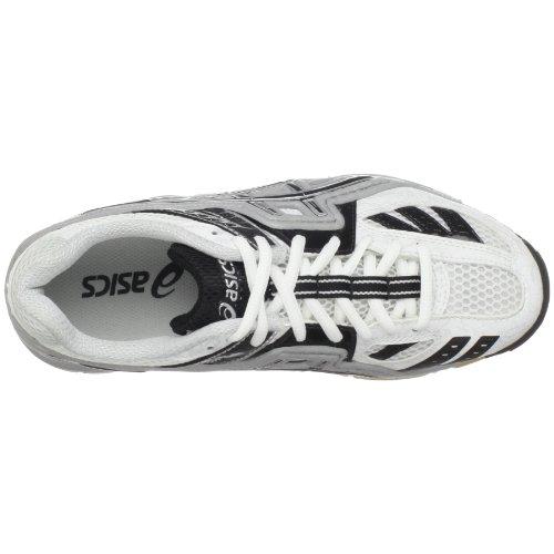 ASICS Women's GEL-Volley Lyte Volleyball Shoe White/Black/Silver buy cheap new low shipping cheap online cheap sale sast for sale TNsJPXBTt