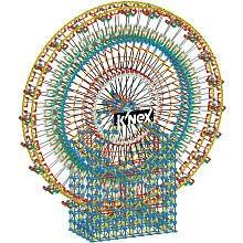 Knex 6 Ferris Wheel from K'NEX