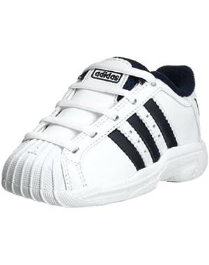 Infant Superstar 2G Sneaker,White,