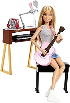 Barbie Musician Doll & Playset, Blonde 3