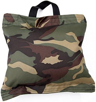 Kamera Bohnensack. Camera Bean Bag Prefilled. Kompakt und leicht für die Unterstützung Fotoausrüstung. Mit Polystyrol Bohnen vorgefüllt. Sehr wasserdicht.