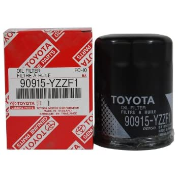 Amazon.com: Toyota Genuine Parts 90915-YZZD1 Oil Filter 1/2 ...