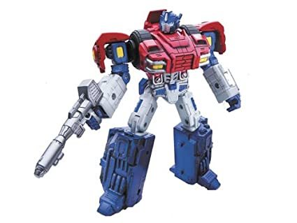 Amazon Com Titanium Series Transformers 6 Inch Metal Cybertron