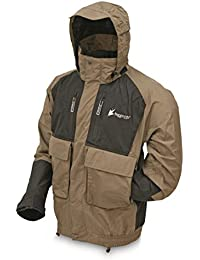 Mens Waterproof Firebelly Toadz Lightweight Hooded Jacket Rain Coat