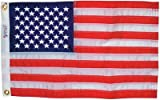 Annin Nyl-Glo Nylon Outdoor U.S Flag (20 x 30-Inch Sewn) Review