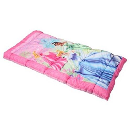 [Disney Princess Shimmering Beauty Kid's Sleeping Bag] (Disney Jasmine Wand)