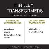 Hinkley Stainless Steel Convert 120V 12V AC, for
