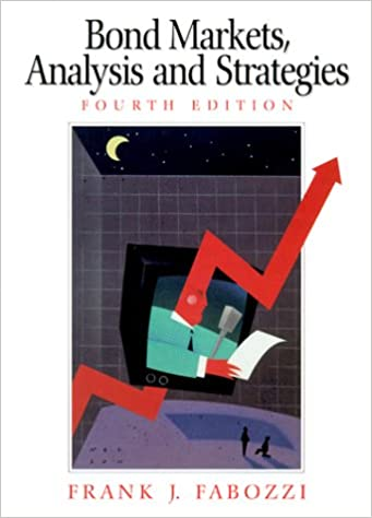 Amazon bond markets analysis and strategies 4th edition bond markets analysis and strategies 4th edition 4th edition fandeluxe Image collections