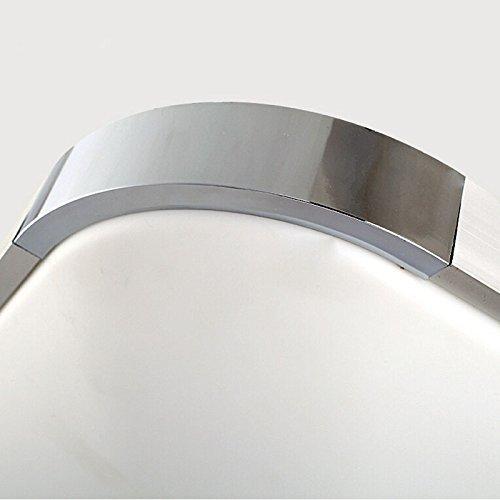 SAILUN 48W Warmweiss LED Modern Deckenleuchte Deckenlampe Flur Wohnzimmer Lampe Schlafzimmer Kche Energie Sparen Licht 85V 265V 50HZ Amazonde