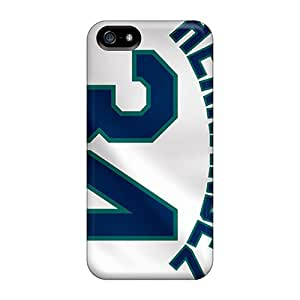 High Quality Seattle Mariners Case For Iphone 5/5s / Perfect Case
