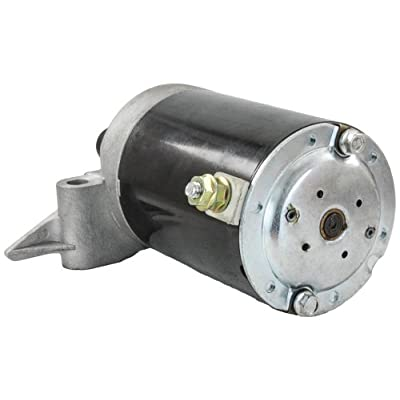 NEW 12 VOLTS 10 TOOTH COUNTERCLOCKWISE STARTER MOTOR FITS TECUMSEH OV691EA EP TVT691 VTX691 37284: Automotive