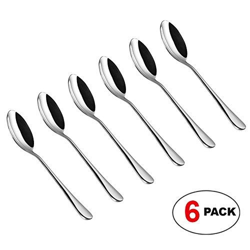 6 Dinner Spoons - 6